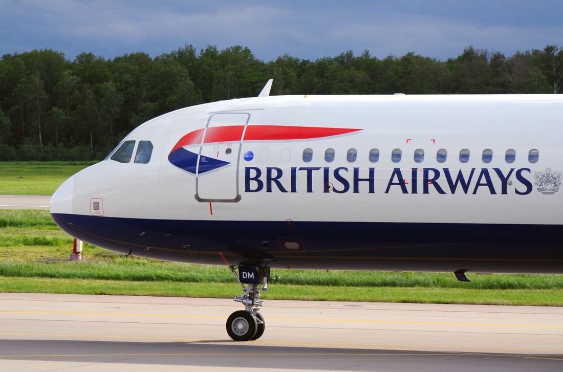 British Airways отменяет рейсы из Лондона в Санкт-Петербург