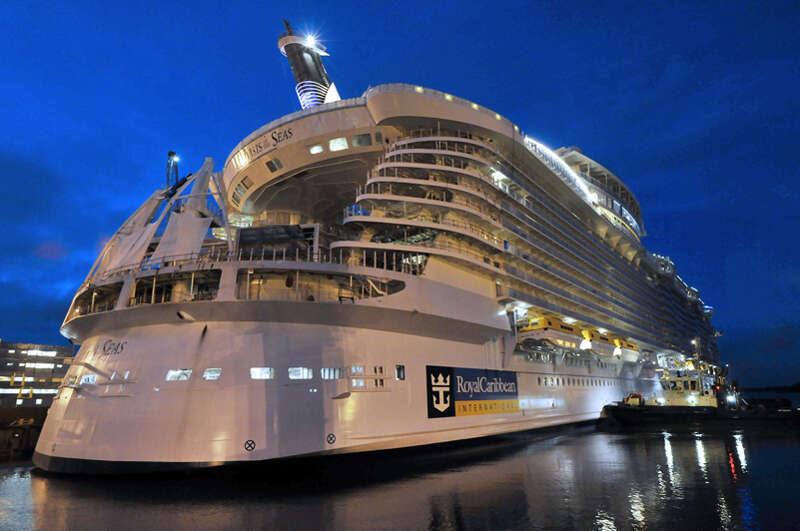 Великолепный средиземноморский круиз на супер-лайнере Oasis of the Seas 9-13 июня