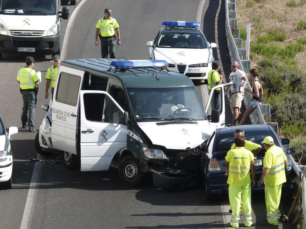 Пострадавшие в аварии в Гранаде отказались от «своего» миллиона евро