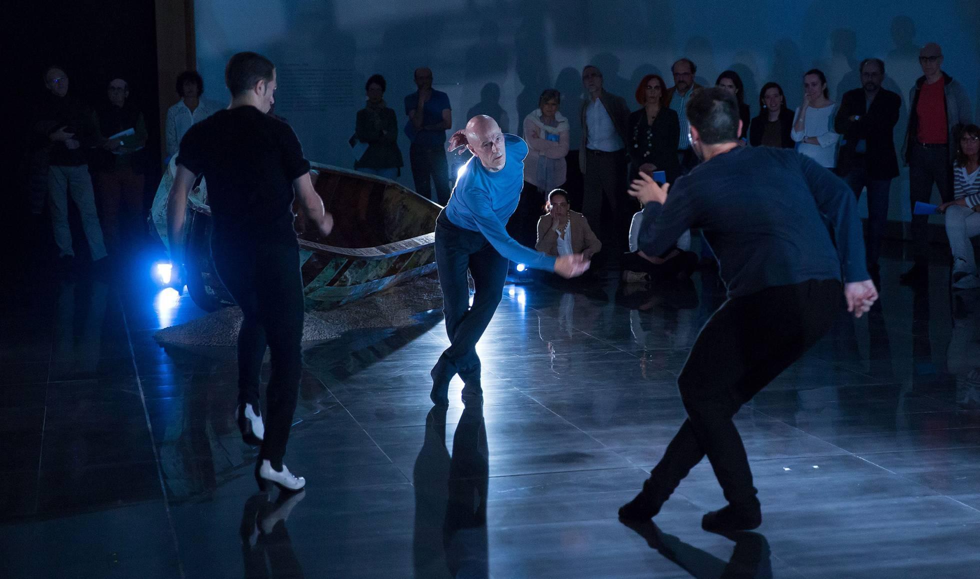 В Университетском музее Наварры соединили танцевальное и художественное искусство