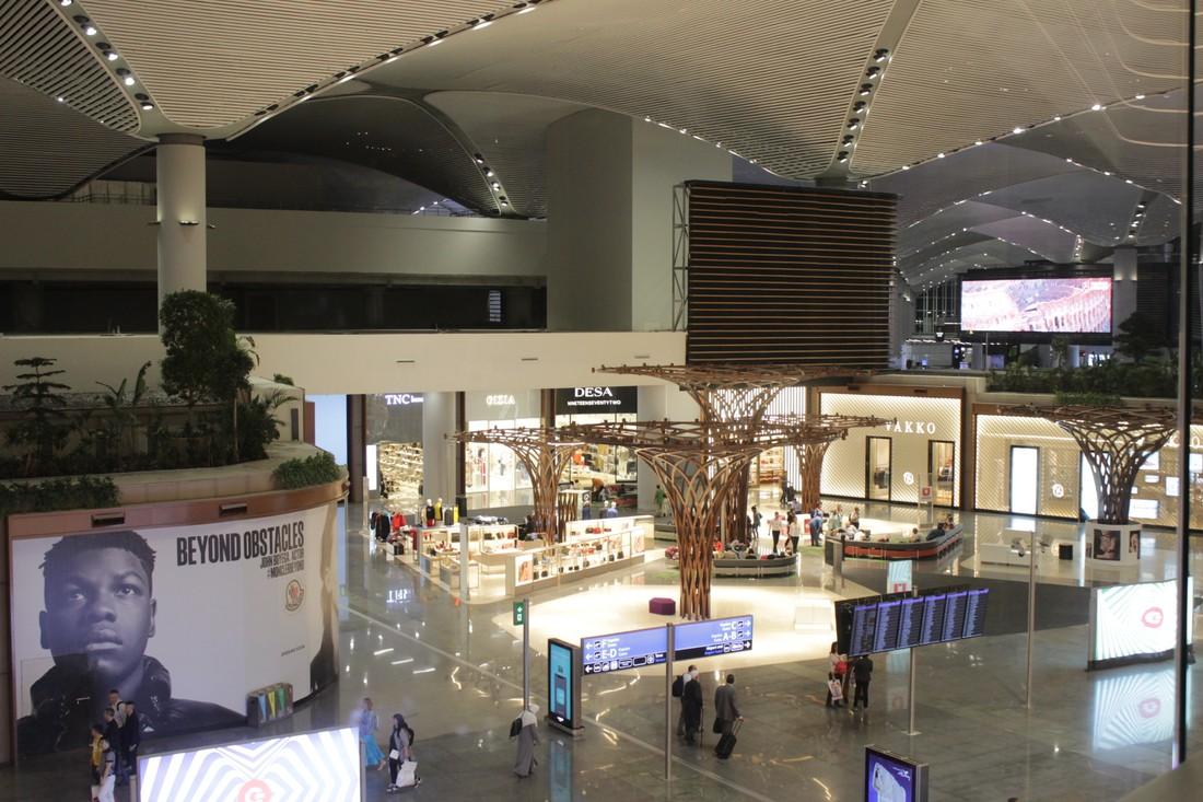 Turkish Airlines планирует сделать новый аэропорт Стамбула крупнейшим международным хабом