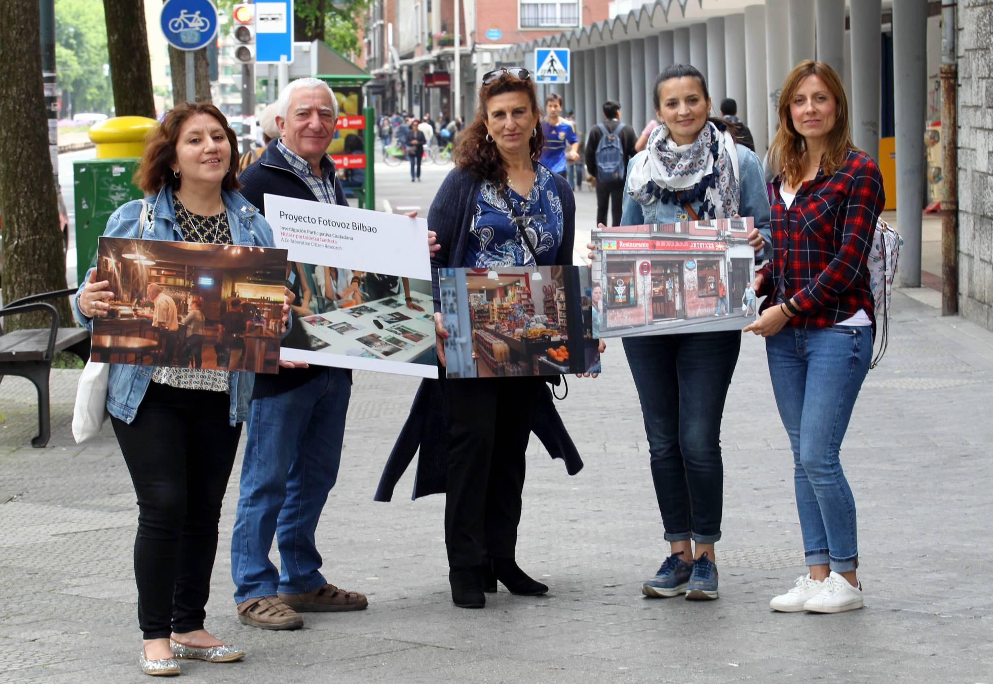В Бильбао создан проект, изучающий уровень жизни и привычки районов города через фотографии ресторанов и баров