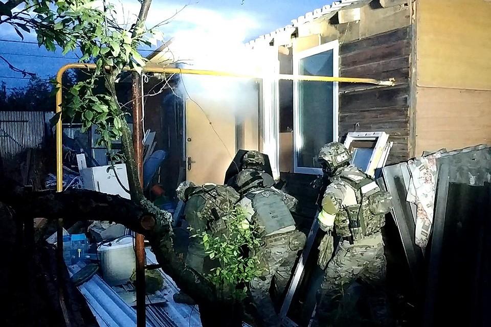 Террористы планировали взорвать иностранных туристов в городах Золотого Кольца