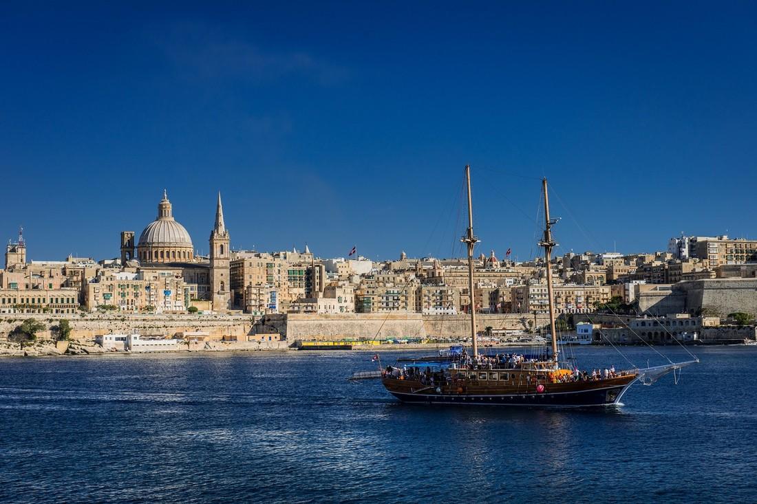 На Мальте отметили существенный прирост турпотока из России