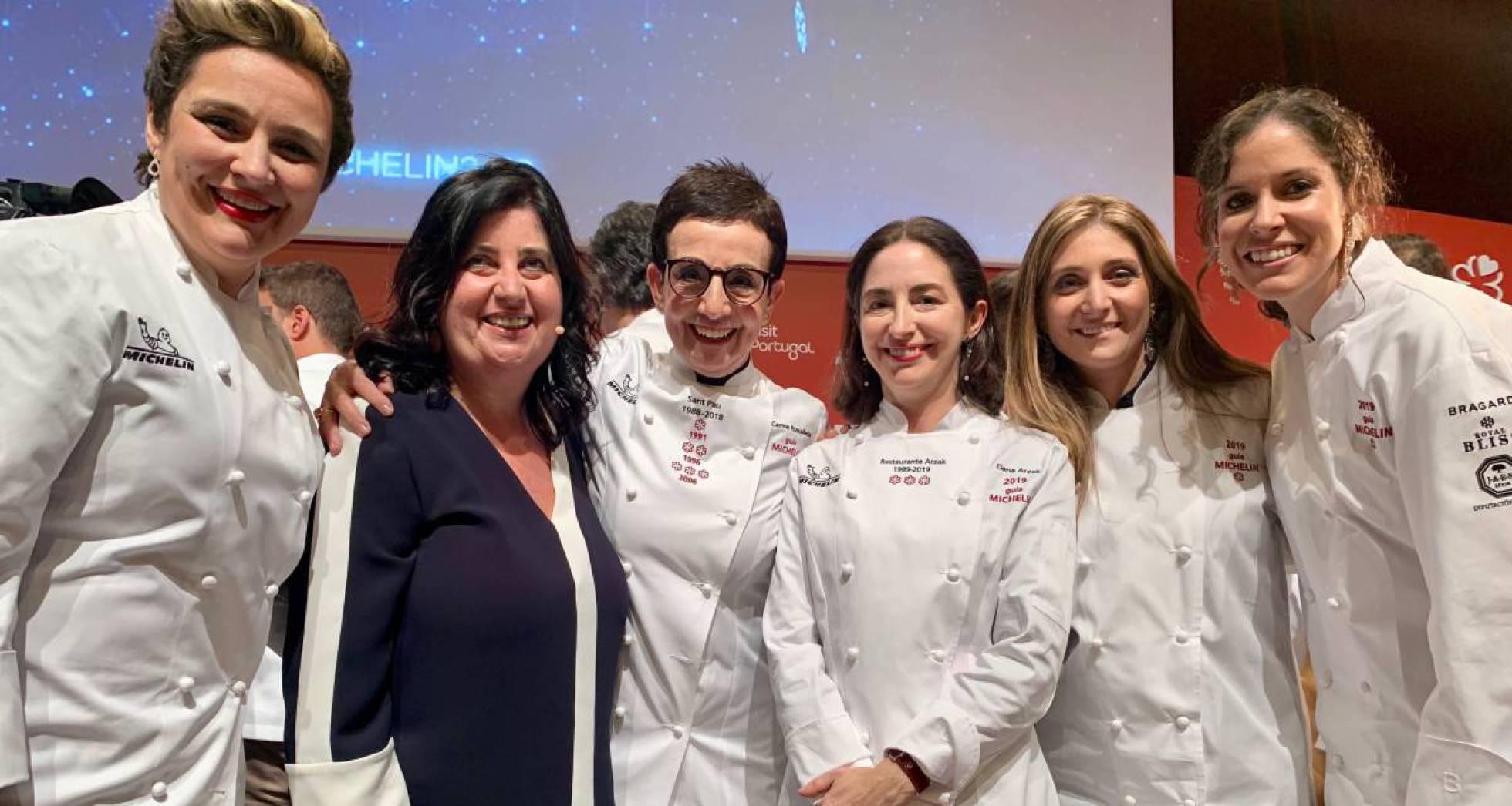 Женская революция в мире высокой кухни Испании