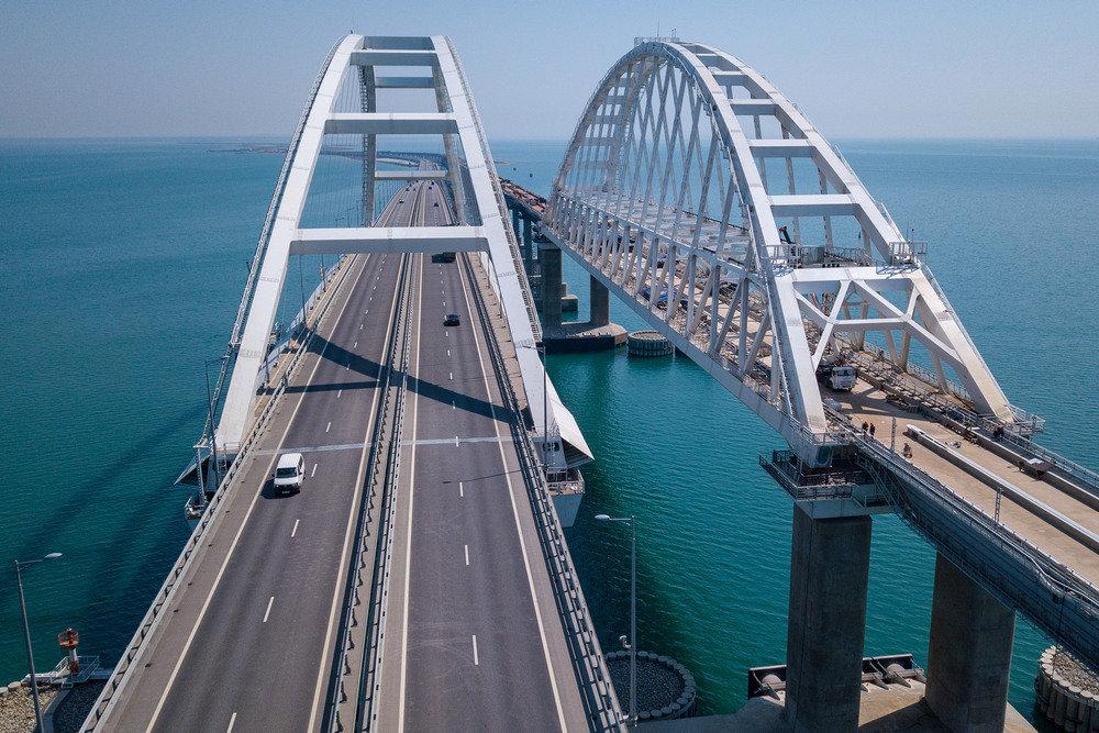 Крымский мост отчитался за первый год работы: 5 млн машин и больше половины турпотока на майские
