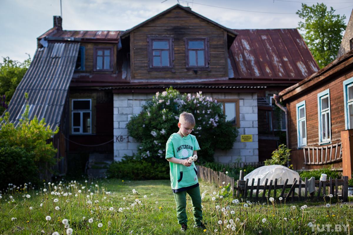 Белорусский Скансен. История старинного гродненского квартала, который держится из последних сил