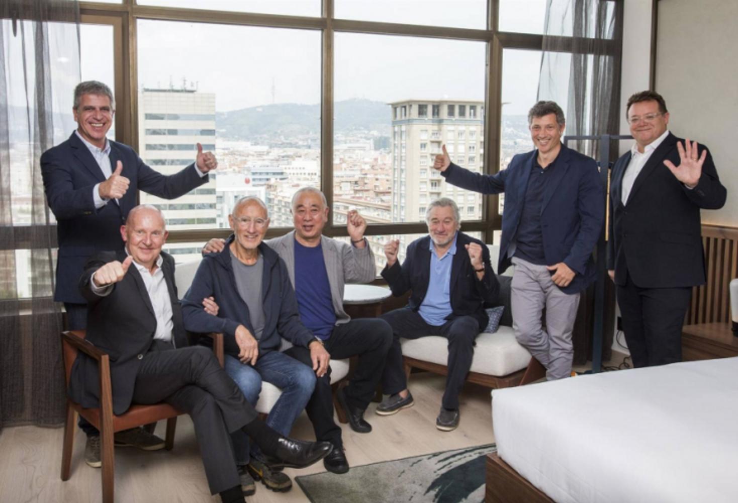 Актер Роберт Де Ниро откроет в Барселоне собственную гостиницу