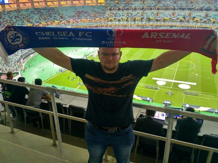 «Никакой атмосферы праздника». Белорус рассказывает о главных ляпах финала Лиги Европы в Баку