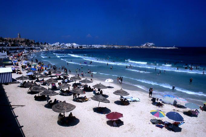 Турпоток в Тунис вырос с начала года на 18%