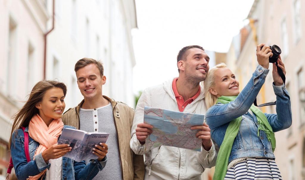Российских туристов распределили по возрастным предпочтениям