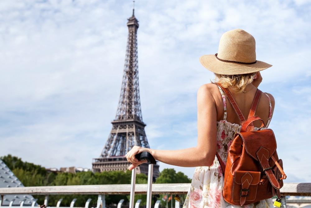 Франция приняла почти 90 млн туристов несмотря на желтые жилеты