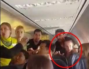 Разбушевавшуюся пьяную украинскую туристку скрутили на рейсе Барселона-Киев
