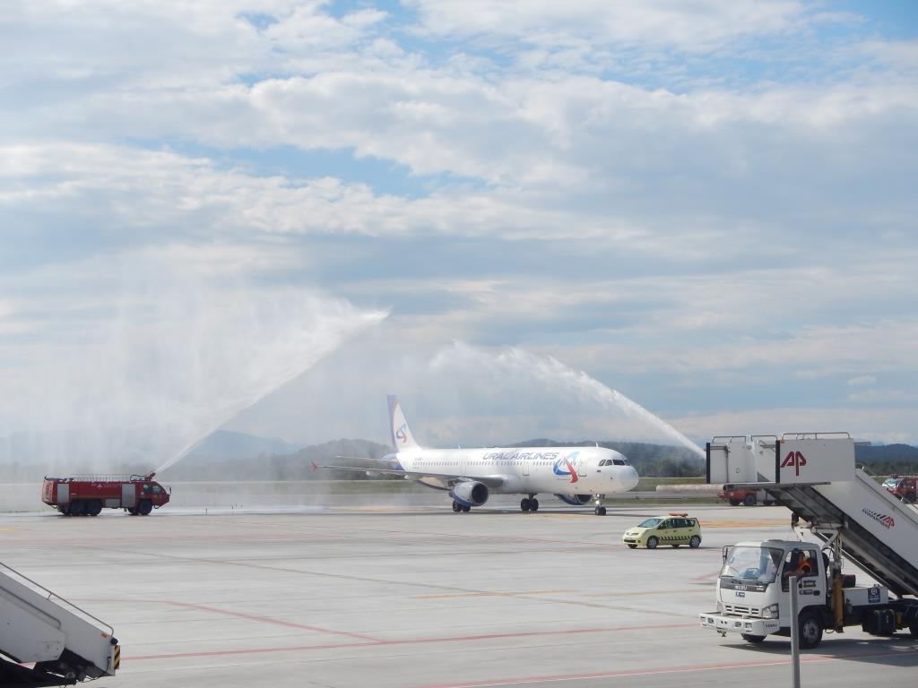 TUI открыл полетную программу в Жирону