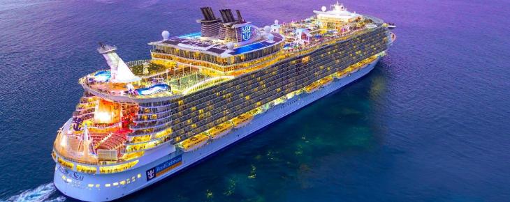 РОЗЫГРЫШ путешествия на круизном лайнере Oasis of the Seas на двоих