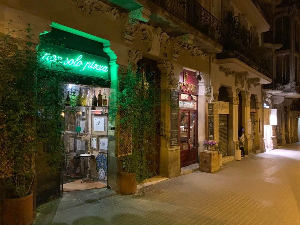 Ресторан в Барселоне. Продажа бизнеса