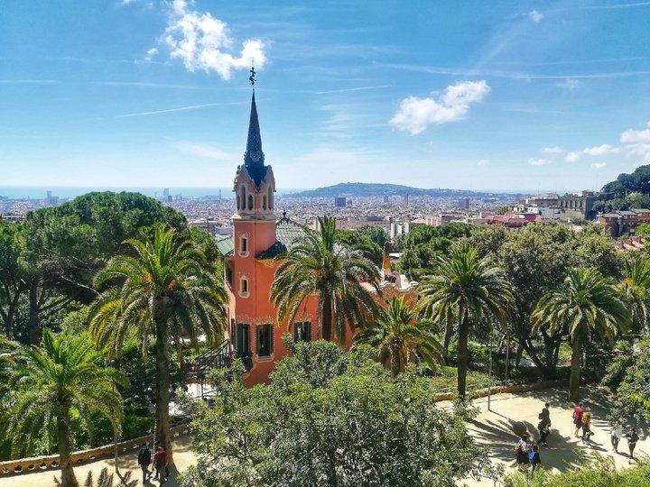 Фотоотдых. Поехать в Барселону, чтобы исполнить мечту детства
