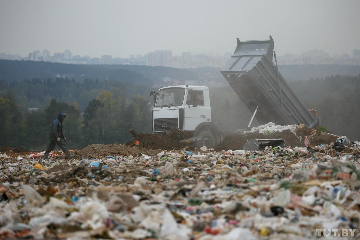 Экологи зовут на бесплатные экскурсии на мусорный полигон «Тростенецкий»