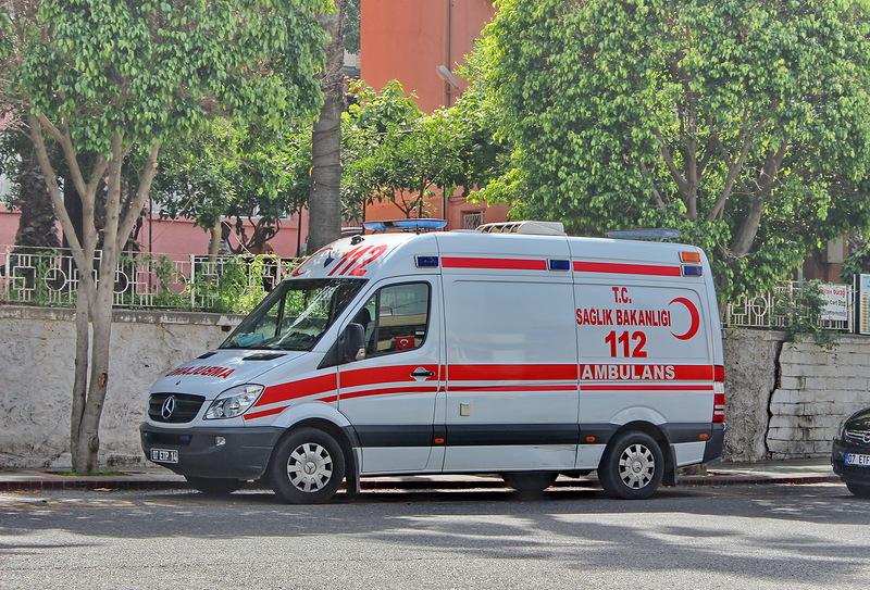 Два российских туриста пострадали в ДТП в Турции