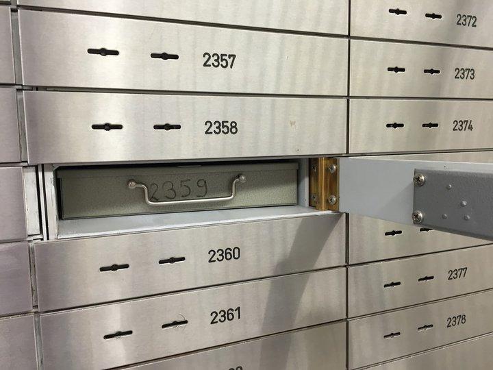 В канадском музее турист открыл сейф, который не могли взломать 40 лет