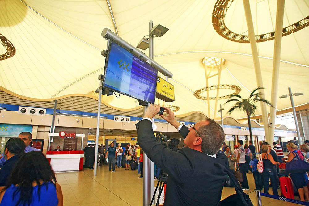 В Египте планируют ввести электронные визы, но для российских туристов сохранят визу по прибытии