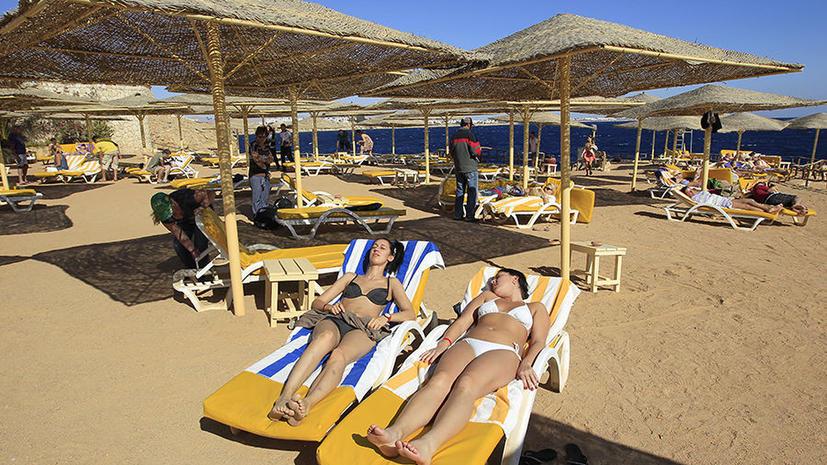 Египет пообещали открыть до конца года