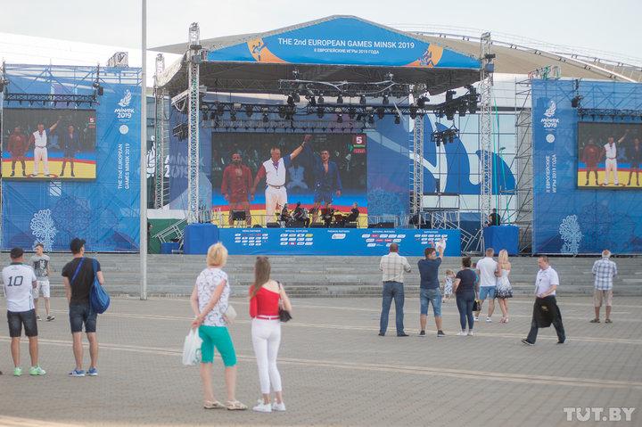 «Из сексуальности у белорусов - пивной живот, усы и пошлые анекдоты». Мнение о Европейских играх и туристах