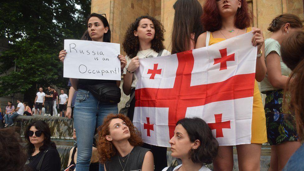 Ростуризм дал ответы на главные вопросы по Грузии