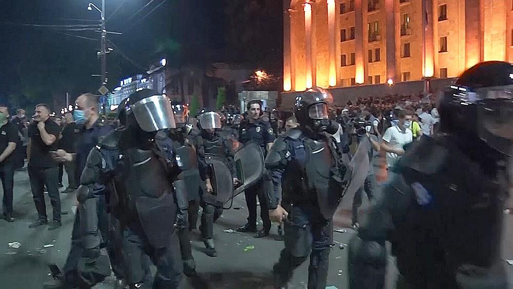 Ростуризм: в Грузии находятся 1'5 тыс. организованных туристов