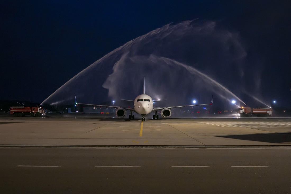 Fly Dubai открыла рейсы в Сочи