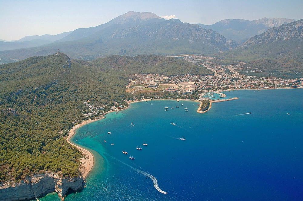 «Турпром-Маркет» обзор туров на 21.06 – греческие острова и Турция