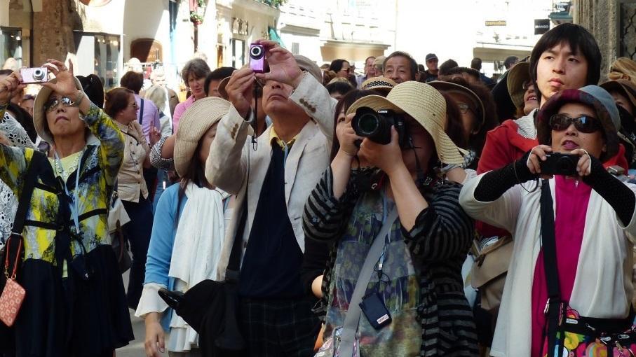 Турция в 2019 году примет более полумиллиона китайских туристов