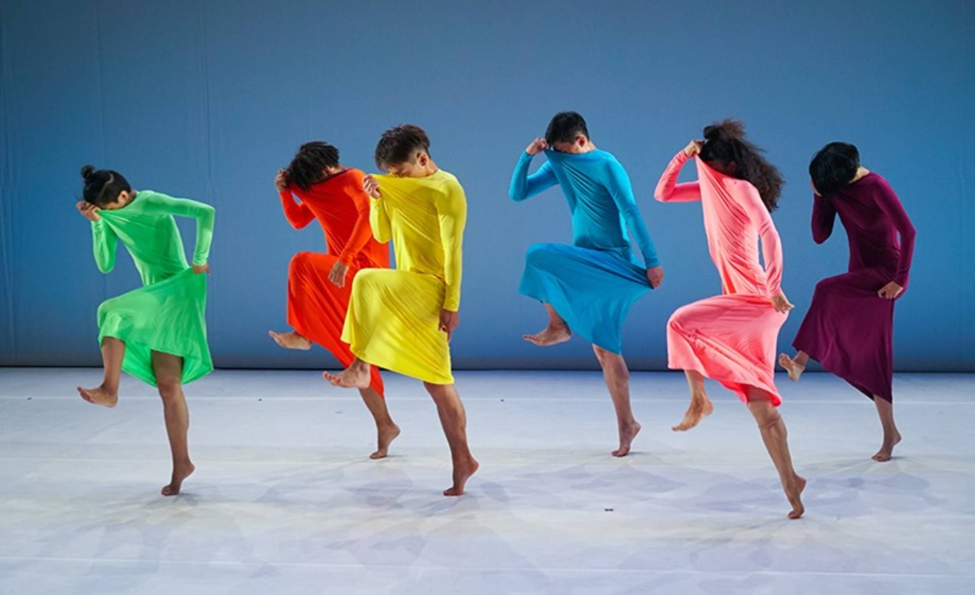 Кадис принимает международный фестиваль современных танцев