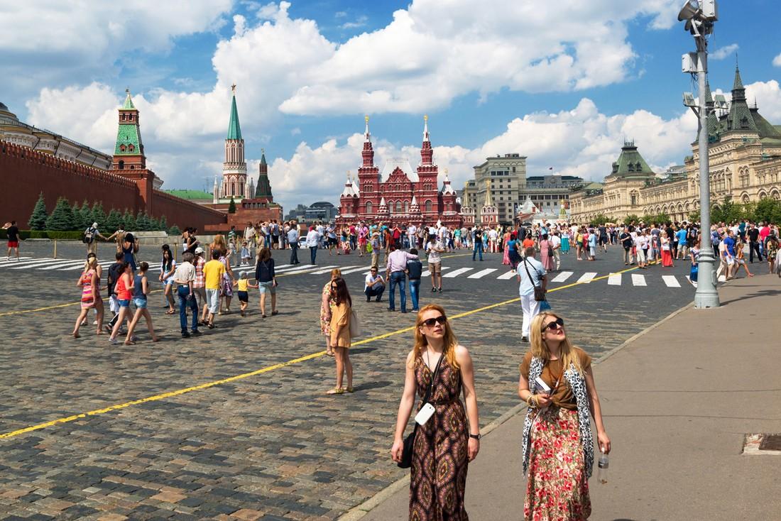 Составлен рейтинг «золотых» и «серебряных» призеров по привлекательности для въездных туристов