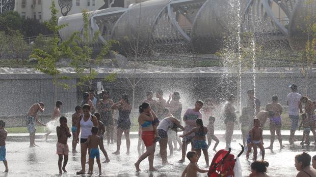 Как долго продлится период жары в Испании