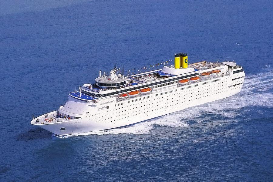 Costa Cruises запустит круизы из Владивостока