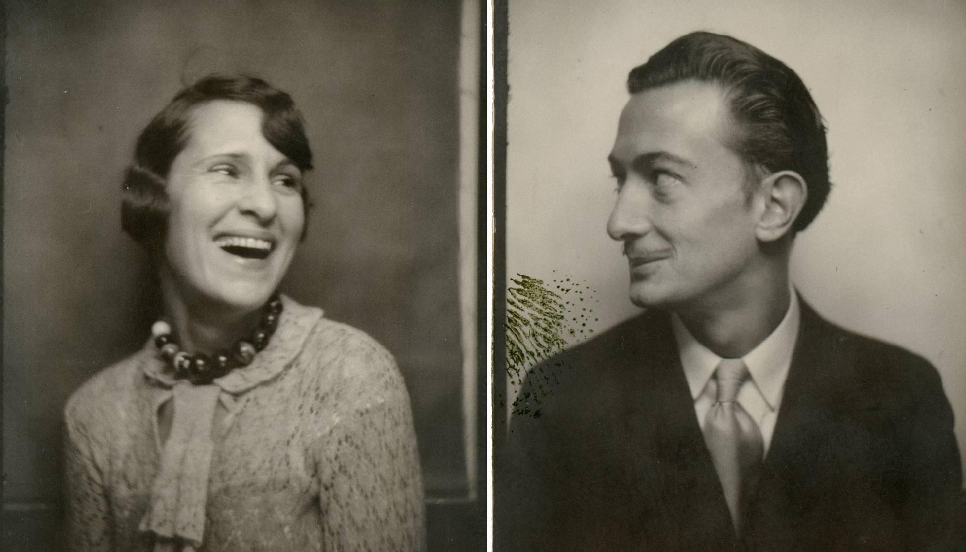Параллельная жизнь Дали и Гала на новой выставке фотографий
