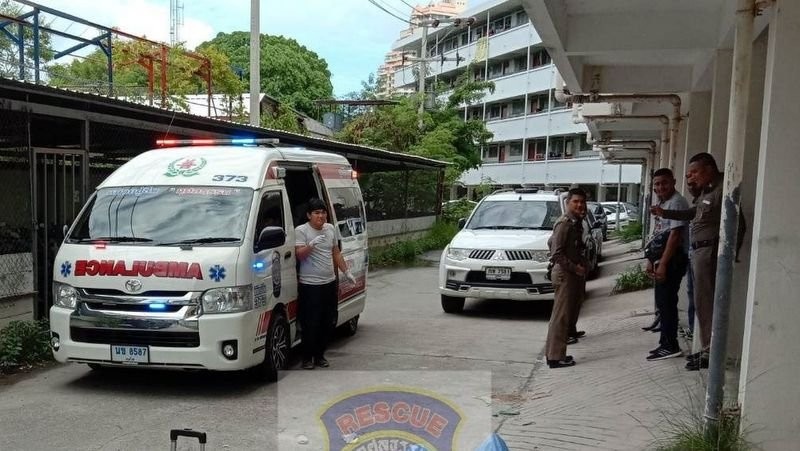 Российский турист умер в Таиланде от алкоголя у полицейского участка
