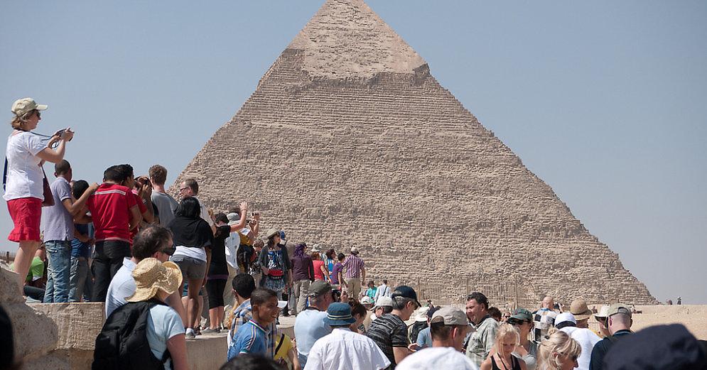 Пока Египет закрыт для российских туристов, его захватывают китайцы
