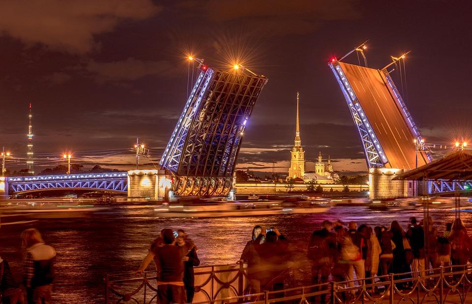 Отложенный спрос: Петербург показал 50% роста турпотока