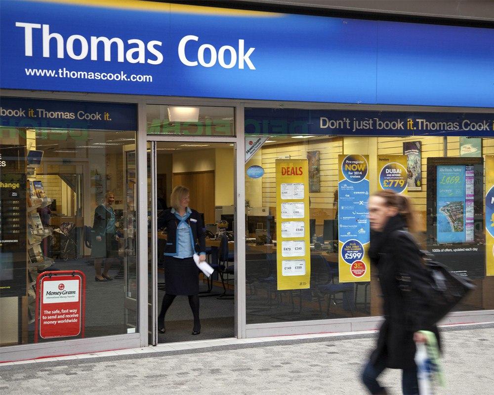 СМИ: китайская компания планирует купить туроператора Thomas Cook