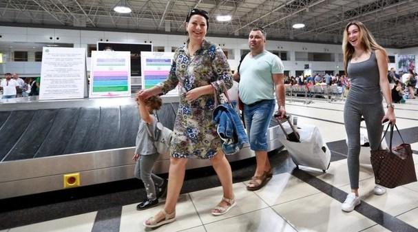 Количество российских туристов в Анталии с начала года выросло на 20%