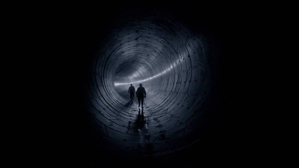 Виктор Морено представил новый документальный фильм о тайнах подземных туннелей
