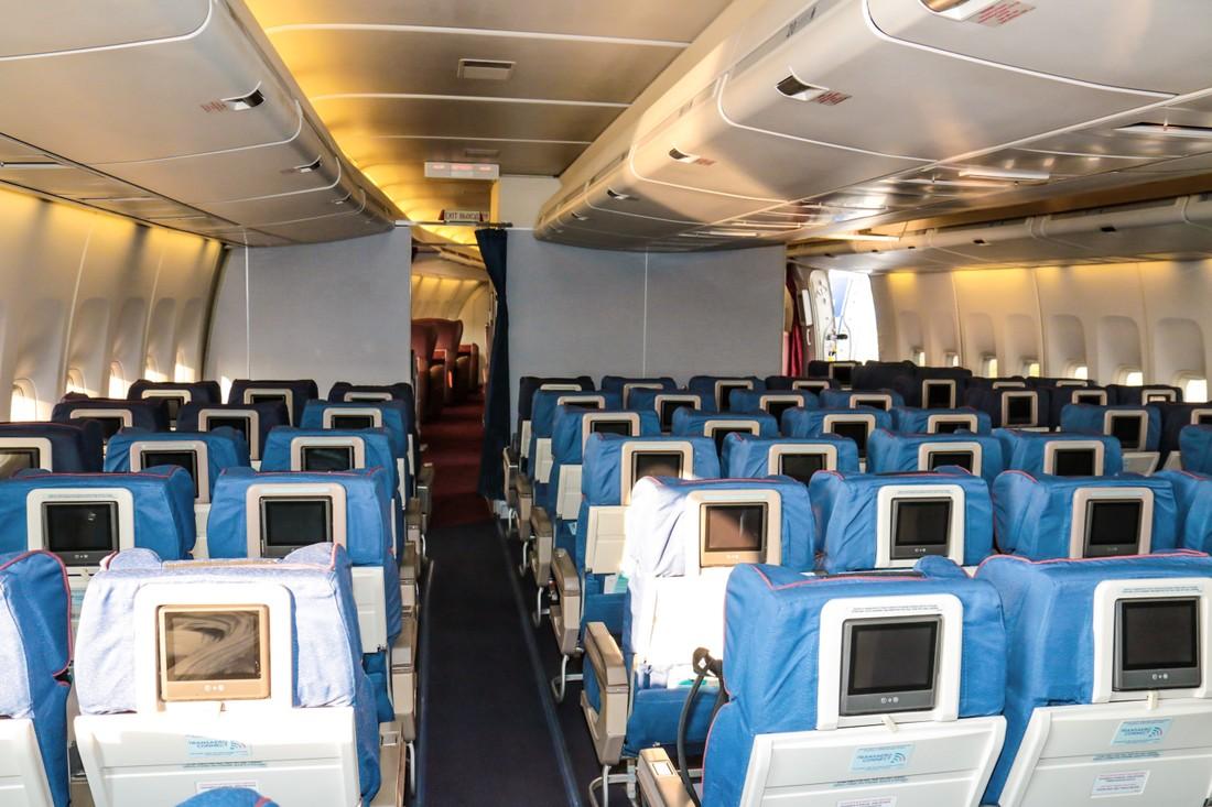 Пассажиры рейса Пхукет-Москва попали под дождь прямо в салоне самолета