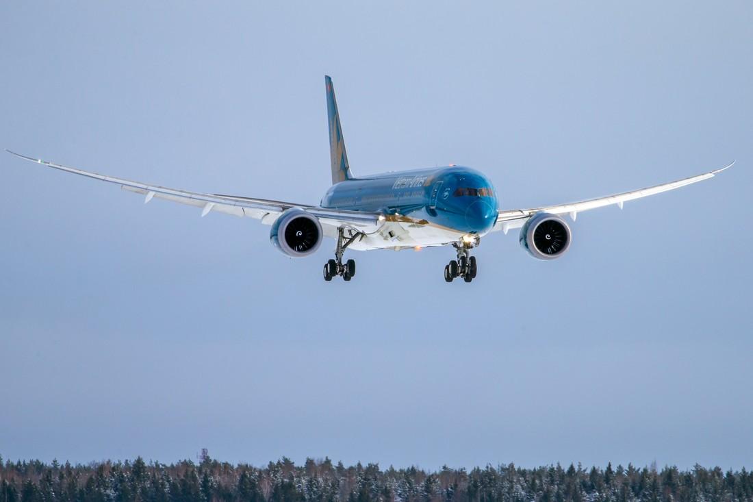 Vietnam Airlines и Аэрофлот подписали кодшеринговое соглашение