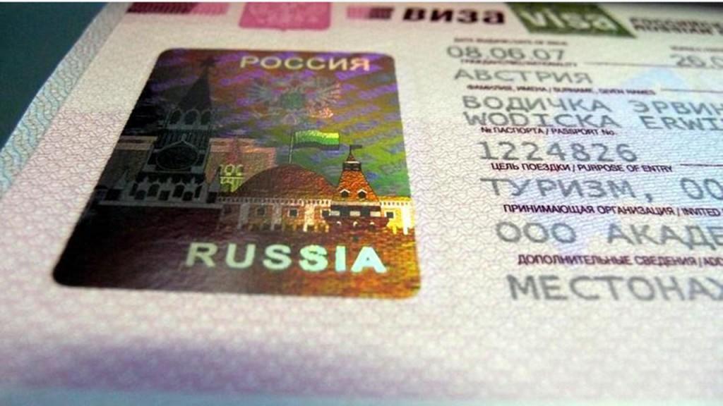 Ростуризм: электронные визы распространят на всю Россию