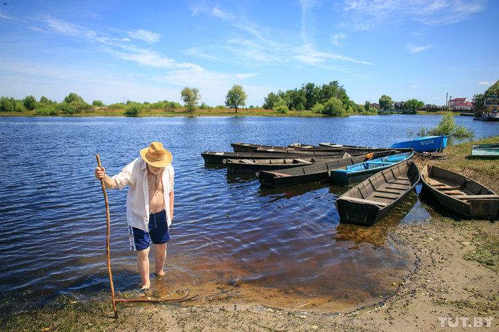 «Почему я не могу поставить палатку и разжечь костер?» Рыбаки обеспокоены новыми правилами на Припяти