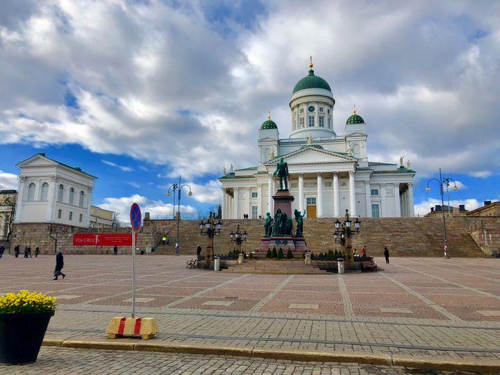 Хельсинки и Таллинн в одной поездке - быстрое морское путешествие
