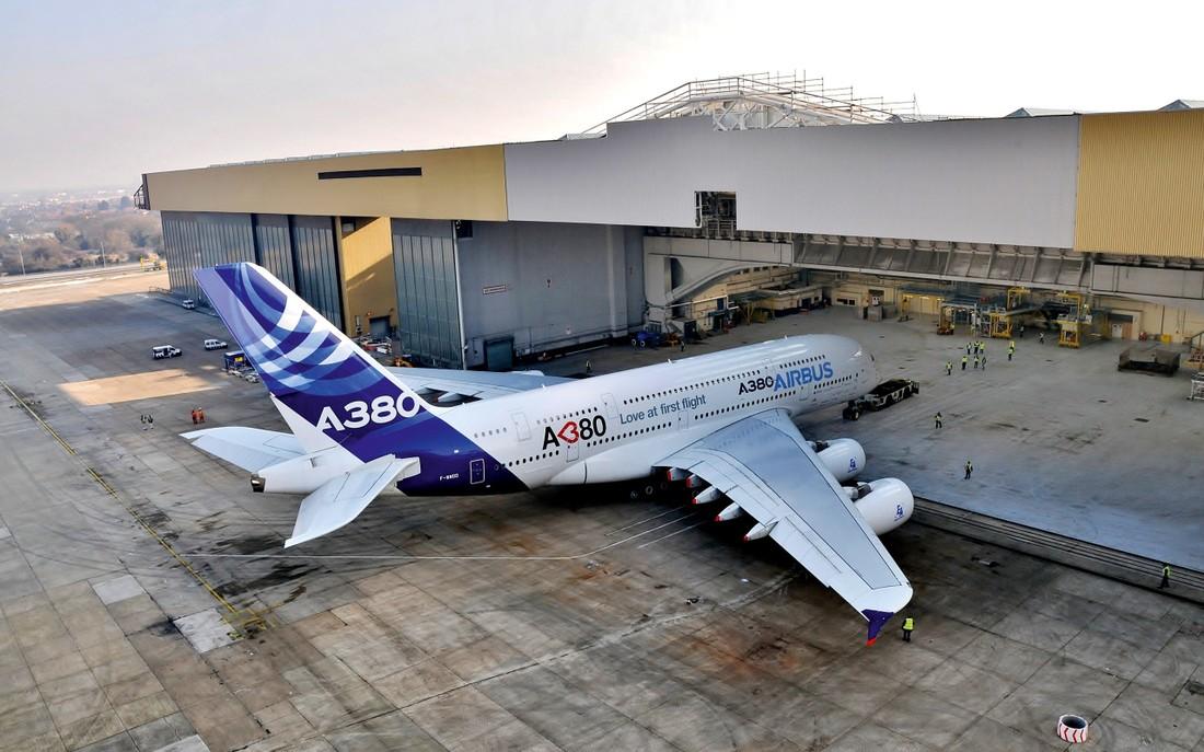 Кто на новенького? После Boeing-737MAX проблемы нашли у Airbus-A380