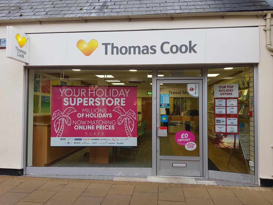 Thomas Cook объявил рекапитализацию